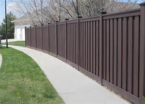 trex composite fencing gallery low maintenance fencing naturally
