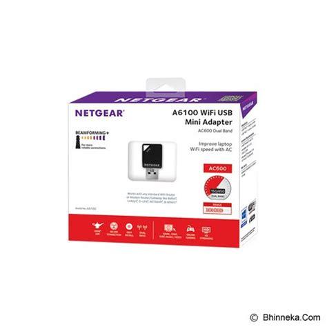 Usb Wifi Bhinneka jual netgear wifi usb adapter a6100 murah bhinneka