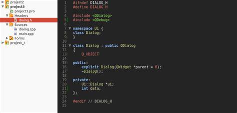 qt programming exles gui qt programming 깊이있는 삽질 ubuntu korea community wiki