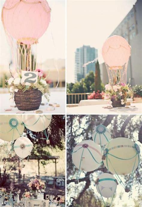 Air Decorations For A by Wedding Balloons Air Balloon Wedding Decor 2038418