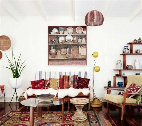 böhmisches wohnzimmer wundersch 246 ne dekoartikel in boho stil archzine net