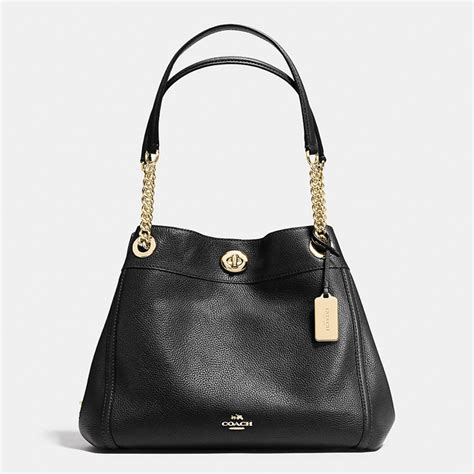 Coach Turnlock Bag by Coach 2016 Summer Caign