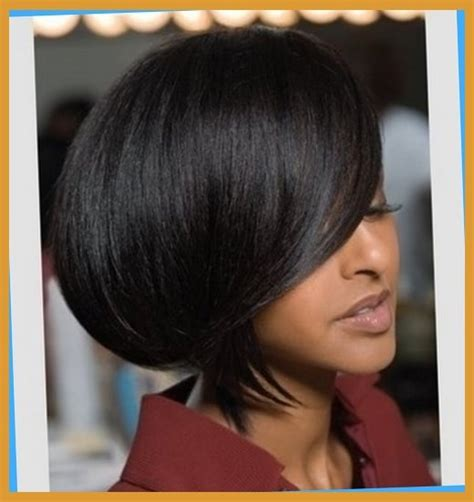 i need pictures of african american bob hairstyle bob back view african american layered bob hairstyles 2016 187 female area