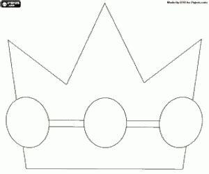 emblem representing  princess peach  crown
