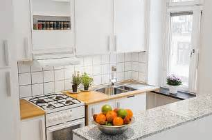 Kitchen Interior Designs For Small Spaces by Contemporary Small Apartment Kitchen Iroonie Com