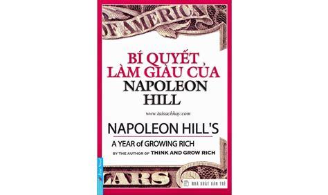 bi quyet lam giau cua napoleon hill pdf b 237 quyết l 224 m gi 224 u của napoleon hill hỗ trợ 212 n tập