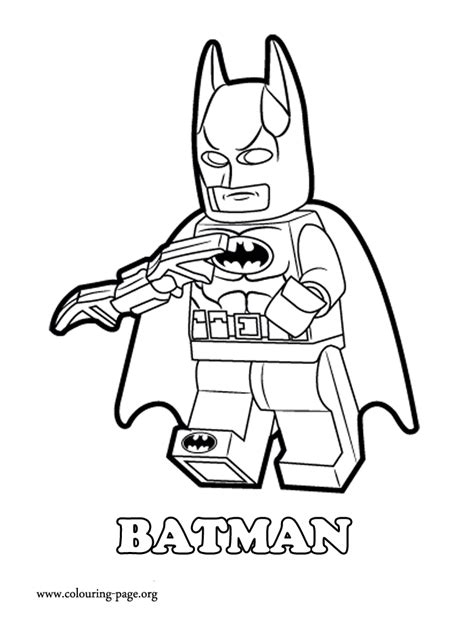 lego minifigure coloring pages coloring home