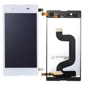 Lcd Sony Xperia M4 Aqua Fullset Dengan Frame lcd frame e3 w klinik hp