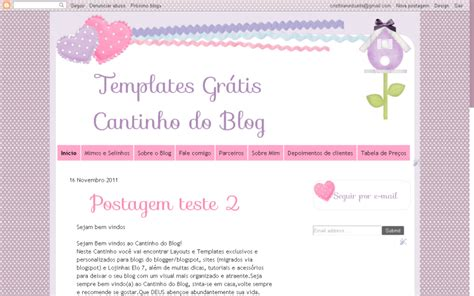 templates para blogger gratis template gr 225 tis soft cantinho do blog