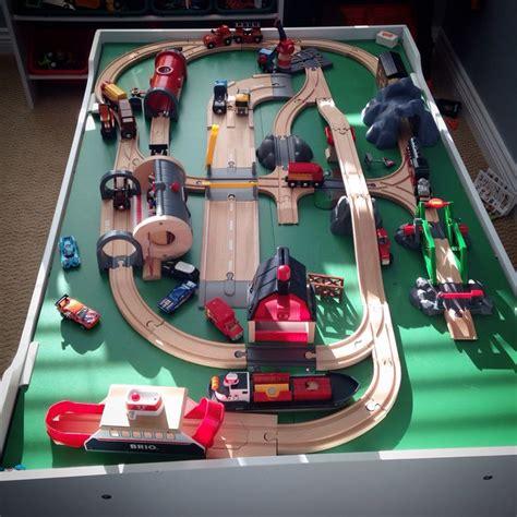brio train track layout brio train track layout ideas brio ideas pinterest