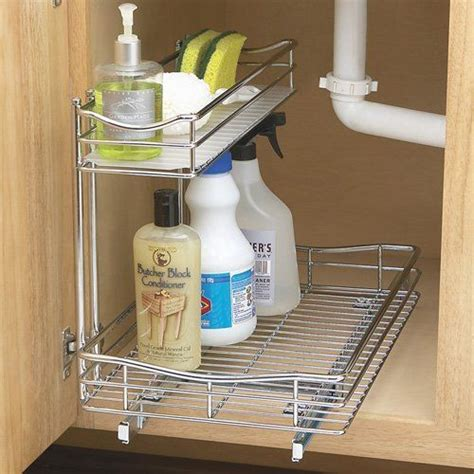 under the bathroom sink storage solutions 17 best images about kitchen trash can on pinterest