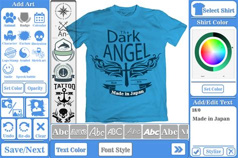 design maker for t shirts t shirt design maker android apps on google play