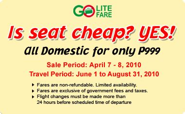 Cebu Pacific Domestic Seat Sale by Ar Wee Der Yet Home Where My Travels Always Start