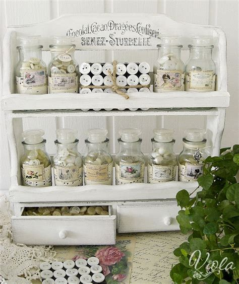 shabby chic spice rack decorate your home with these shabby chic crafts rustic