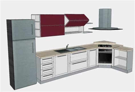 disegna cucina 3d best progettare cucina in 3d gallery design ideas 2017