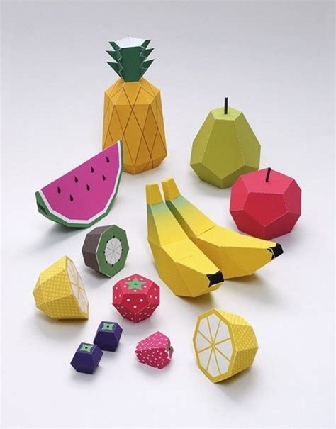 Papercraft Projects - free paper craft ideas phpearth
