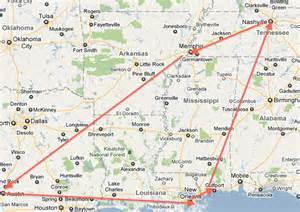 us highway map southern states summer vacation plans farmhouseurban