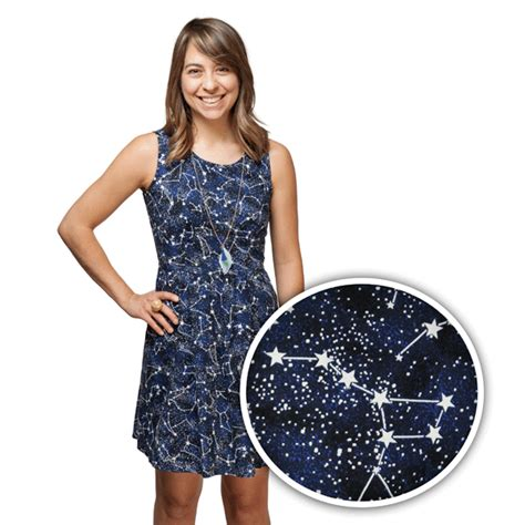 Pharmacy Industry Dress glow in the constellation dress gadgets news