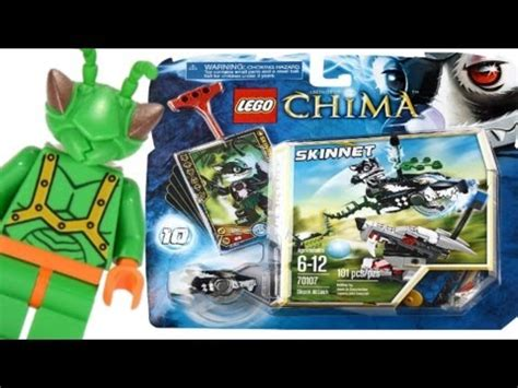 Lego 70107 Legends Of Chima Skunk Attack lego legends of chima skunk attack speedorz review 70107