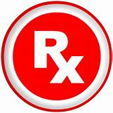 Pharmacy Rx Symbol | 600 x 600 png 82kB