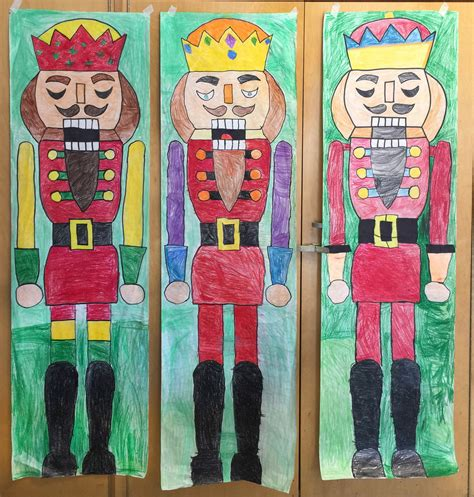 drawing crafts for nutcracker drawings projects for
