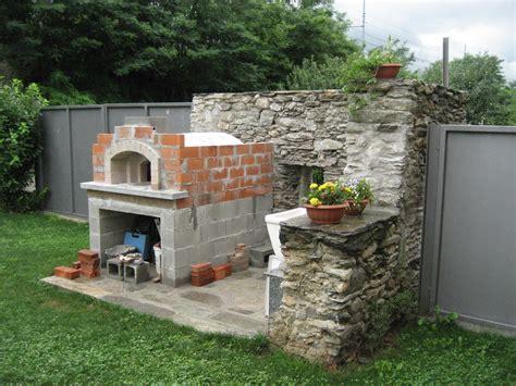 costruire un camino in mattoni forno in mattoni refrattari a base rettangolare