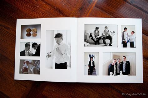 professional wedding album layout albums lars paysen photography melbourne wedding