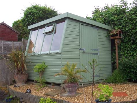 Building Regulations Sheds by Garden Shed Centre Hshire Pent Potting Shed