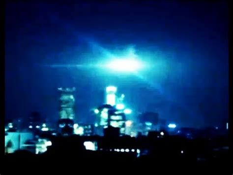 Bright Light In The Sky Tonight by Strange Flashes In The Sky