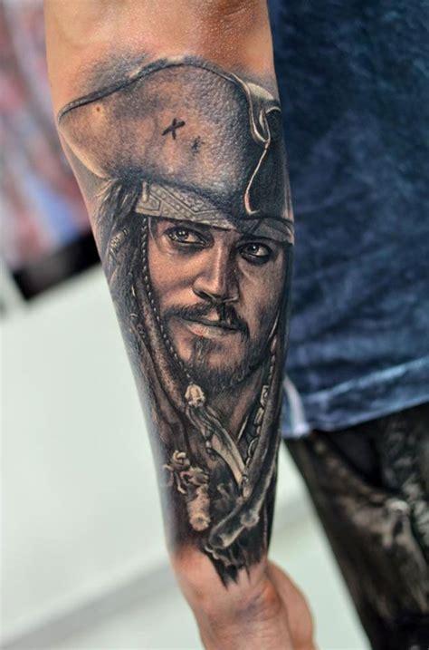 Quantas Tattoos Johnny Depp Tem | 25 melhores ideias sobre tatuagens de jack sparrow no
