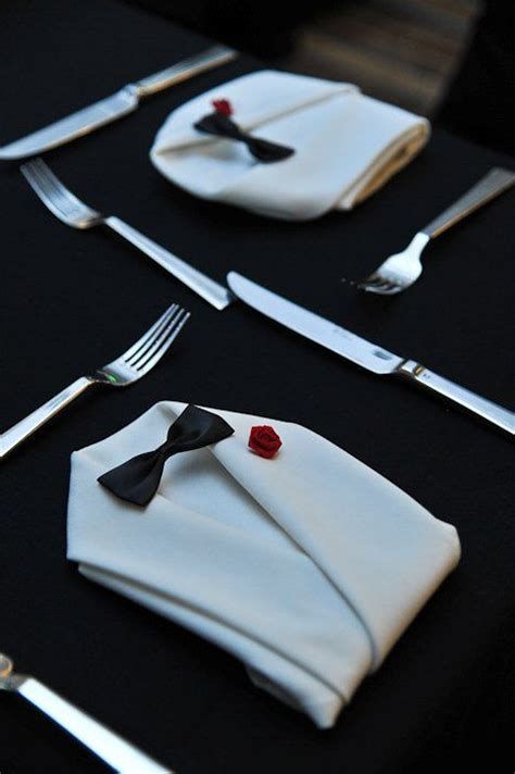 Keyboard Napkin Idea by 1373 Best Table Design Menu Cards Napkins Charger