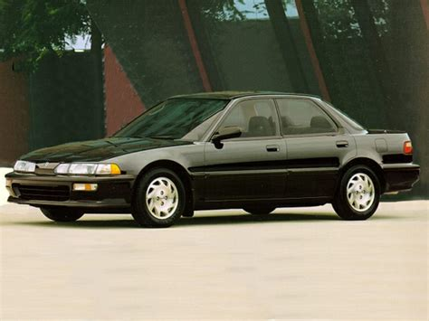 1992 acura integra overview cars com