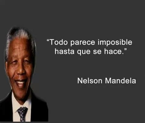 nelson mandela biography in spanish dejando huellas a collection of ideas to try about