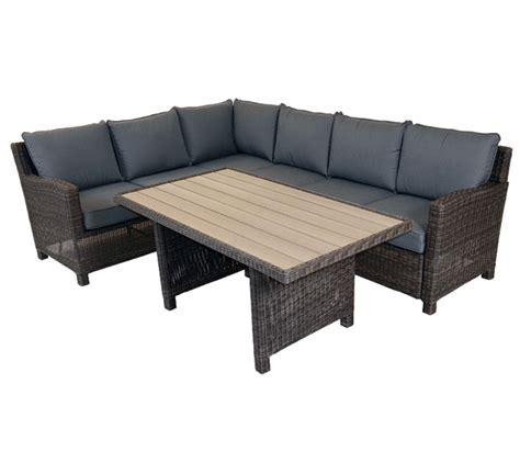 Holz Auf Terrasse 1113 by Supperclub Polyrattan Lounge Hocker Pellegrino 42854