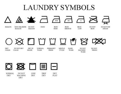 Wash With Like Colors Symbol - spring cleaning campaign