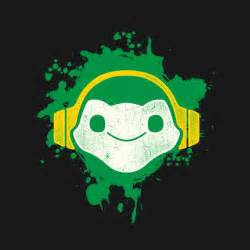 texture for logo lucio texture logo support overwatch overwatch t shirt