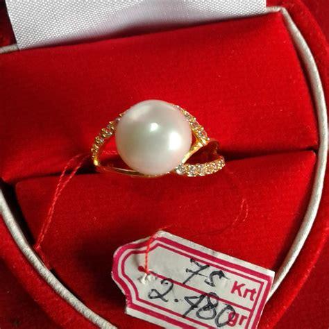 Perhiasan Set Gold Mutiara Manik img 20170411 153811 441 south sea pearl necklace price