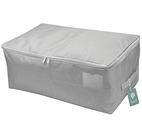 closetmaid under bed storage bag grey cheap under bed storage home kitchen categories