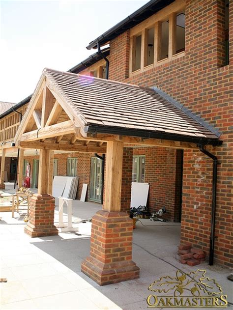 offene veranda open porches oakmasters
