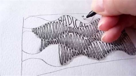 zentangle pattern wadical how to draw tanglepattern wadical zentangle pinterest