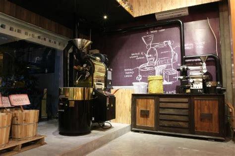 Otten Coffee coffee roaster machine picture of otten coffee medan tripadvisor