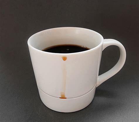 Yanko Design Mug | a drip free world yanko design