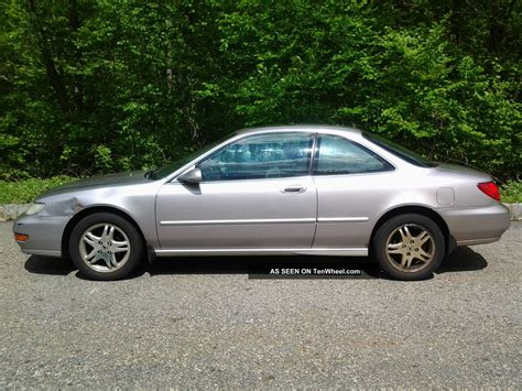 1998 acura cl base coupe 2 door 2 3l