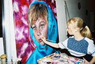 painting for 8 year olds akiane kramarik discovered by oprah at eight now sells