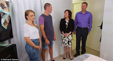 seven year switch brad and tallena reveal show shockers seven year switch s brad refuses to spend more than 1 000