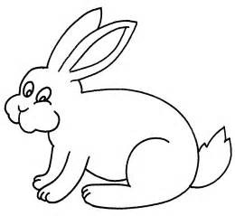 bunny coloring pictures free printable rabbit coloring pages for
