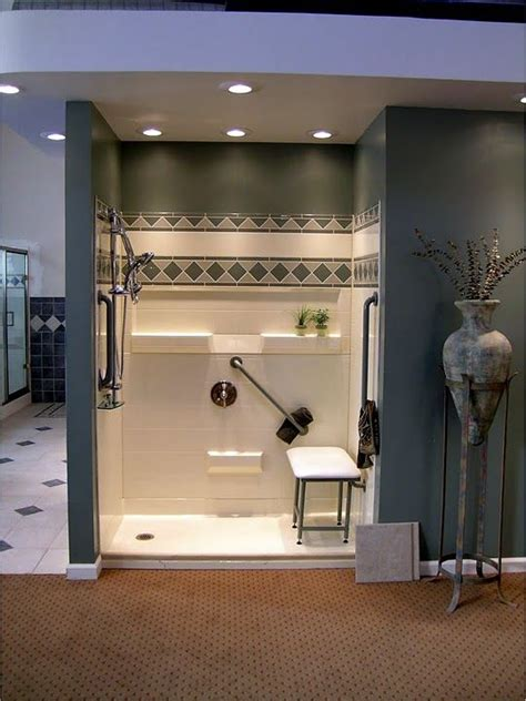 top bars in bath 41 best images about barrier free shower on pinterest ux