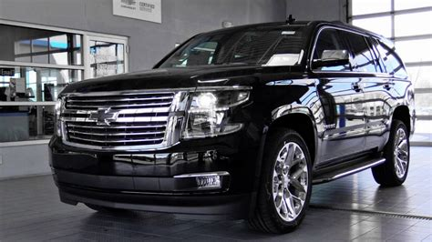 chevrolet tagoe 2017 chevrolet tahoe review