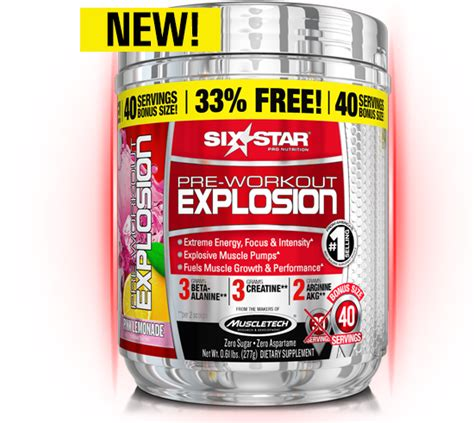 creatine x3 pill review pre workout explosion six pro nutrition