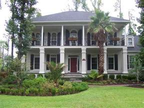 Southern Homes House Plans Mount Pleasant Sc Southern Style Home Lowcountry